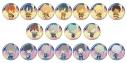 【グッズ-バッチ】特価 劇場版 うたの☆プリンスさまっ♪ マジLOVEキングダム デコキラ☆バッジコレクション ver.2の画像