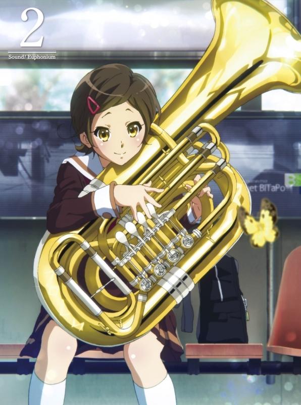 【DVD】TV 響け!ユーフォニアム 2