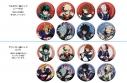 【グッズ-バッチ】僕のヒーローアカデミア 缶バッジコレクションの画像