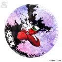 【グッズ-バッチ】犬夜叉×LISTEN FLAVOR 犬夜叉・かごめ妖怪退治 缶バッジの画像
