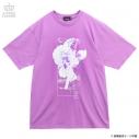 【グッズ-Tシャツ】犬夜叉×LISTEN FLAVOR 殺生丸BIG Tシャツ 02.LAVENDERの画像