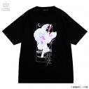 【グッズ-Tシャツ】犬夜叉×LISTEN FLAVOR 殺生丸BIG Tシャツ 01.BLACKの画像