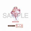 【グッズ-スタンドポップ】桜ミク BIGアクリルスタンド/さくらしおり 【アニメイトカフェ】の画像