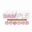 【グッズ-セットもの】桜ミク ランチBOX トレーディング缶バッジ(全6種)1個付き 【アニメイトカフェ】の画像