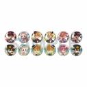 【グッズ-バッジ】アニメ 地縛少年花子くん トレーディング缶バッジ 【アニメイトカフェ】の画像