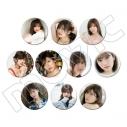 【グッズ-バッチ】声優 山田麻莉奈 缶バッチコレクションの画像