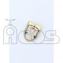 【コスプレ-コスプレアクセサリー】ニル・アドミラリの天秤 帝都幻惑綺譚 フクロウ探索部のブローチの画像
