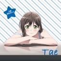 【キャラクターソング】TV BanG Dream! バンドリ! キャラクターソング 花園たえ (CV.大塚紗英)の画像