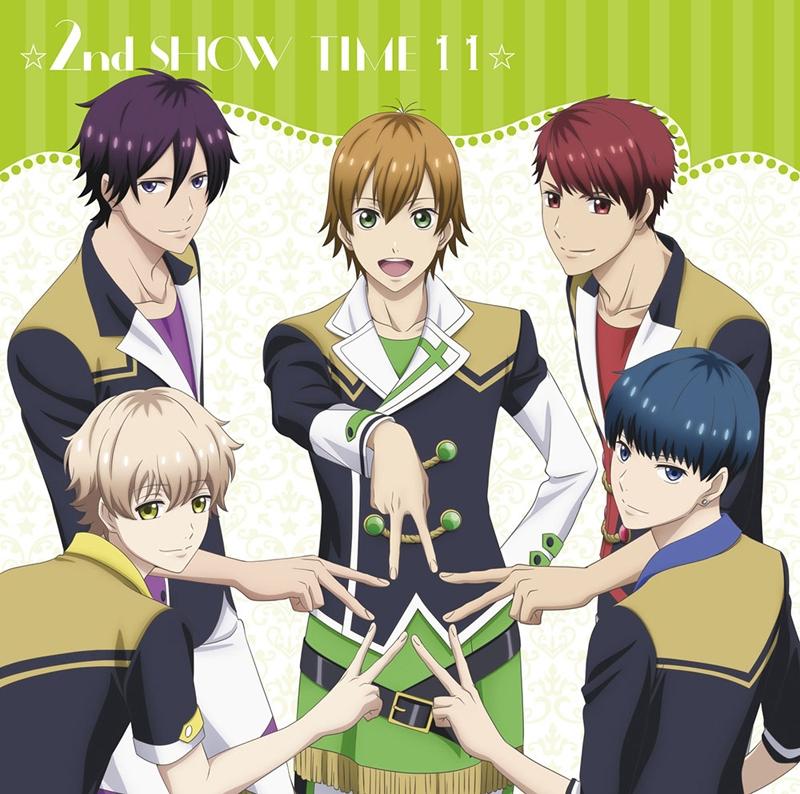 【キャラクターソング】TV スタミュ ミュージカルソングシリーズ ☆2nd SHOW TIME 11☆ team鳳&team柊