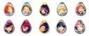 【グッズ-バッチ】あんさんぶるスターズ! ペタル缶バッジコレクション 第四弾 パックの画像