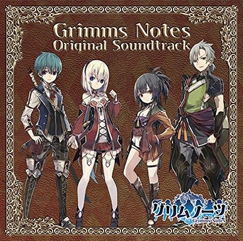 【サウンドトラック】ゲーム グリムノーツ オリジナル・サウンドトラック