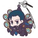 【グッズ-ストラップ】Fate/Grand Order ルーラー/シャーロック・ホームズ つままれストラップ【アニメイト先行販売】の画像