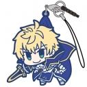 【グッズ-ストラップ】Fate/Grand Order セイバー/アーサー・ペンドラゴン つままれストラップ【アニメイト先行販売】の画像