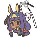 【グッズ-ストラップ】Fate/Grand Order キャスター/ニトクリス つままれストラップ【アニメイト先行販売】の画像