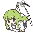 【グッズ-ストラップ】Fate/Grand Order ランサー/エルキドゥ つままれストラップ【アニメイト先行販売】の画像