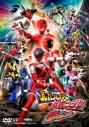 【DVD】映画 ルパンレンジャーVSパトレンジャーVSキュウレンジャー 通常版の画像