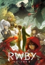 【Blu-ray】アニメ RWBY Volume 6 通常版の画像