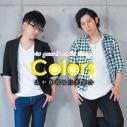 【アルバム】iris quartz radio Songs「Colors」/山中真尋・白井悠介の画像