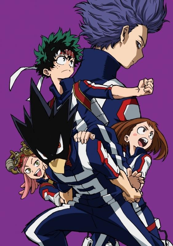 【DVD】TV 僕のヒーローアカデミア 2nd Vol.2