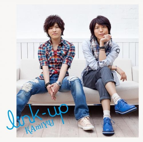 【アルバム】KAmiYU/link-up 通常盤