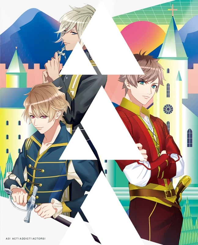 【Blu-ray】TV A3! 2