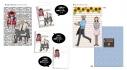 【グッズ-クリアファイル】名探偵コナン マジッククリアファイルセット コナン&安室+安室&梓の画像