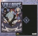【グッズ-クリアファイル】僕のヒーローアカデミア  クリアファイル B(ヴィランside)の画像