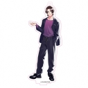 【グッズ-キーホルダー】東京カラーソニック!! スタンド付きアクリルキーホルダー 加地春飛の画像