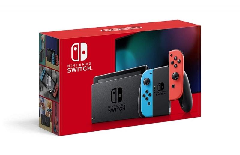 Nintendo Switch 本体『あつまれ どうぶつの森セット』『リングフィット アドベンチャー』の抽選販売【アニメイト】