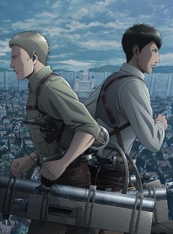 【DVD】TV 進撃の巨人 Season 3 5