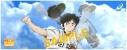 【グッズ-タオル】アニメ MIX MEISEI STORY フェイスタオルの画像