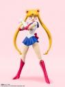 【アクションフィギュア】S.H.Figuarts 美少女戦士セーラームーン セーラームーン -Animation Color Edition-の画像