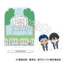 【グッズ-スタンドポップ】黒子のバスケ 飾れるアクリルスタンド 指の上シリーズデザイン 桐皇学園高校の画像