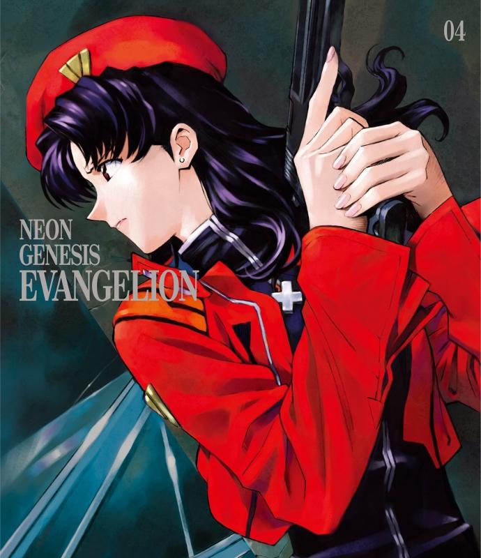 【Blu-ray】TV 新世紀エヴァンゲリオン STANDARD EDITION Vol.4