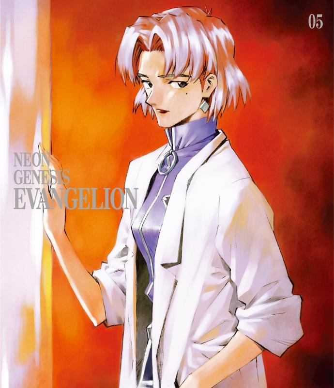【Blu-ray】TV 新世紀エヴァンゲリオン STANDARD EDITION Vol.5