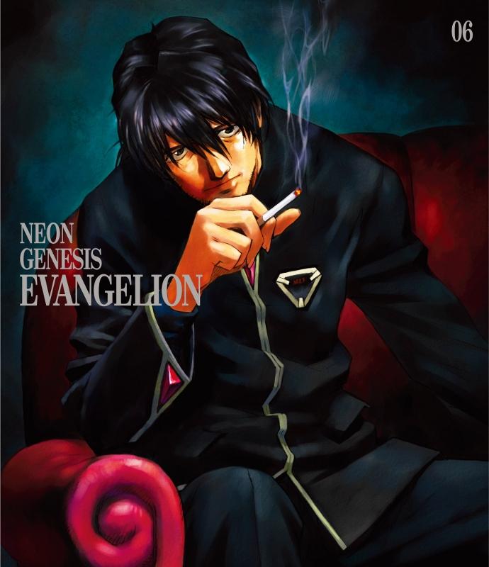 【Blu-ray】TV 新世紀エヴァンゲリオン STANDARD EDITION Vol.6