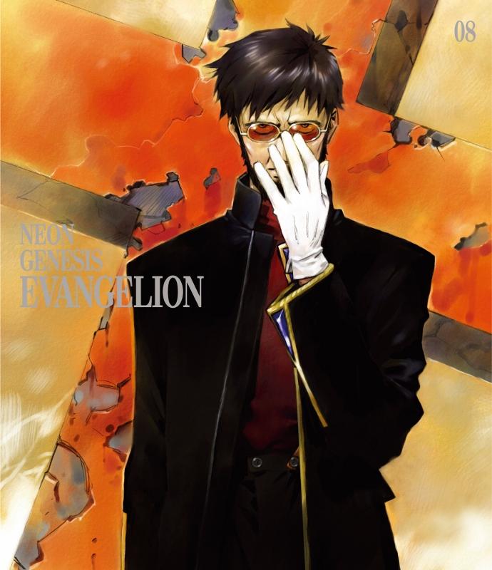【Blu-ray】新世紀エヴァンゲリオン STANDARD EDITION Vol.8