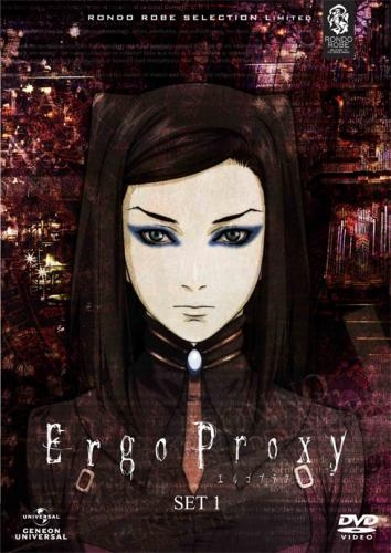 【DVD】TV Ergo Proxy SET 1 期間限定生産