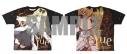 【グッズ-Tシャツ】ありふれた職業で世界最強 フルグラフィックTシャツ<アニメVer.>ユエの画像