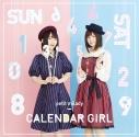 【アルバム】petit milady(プチミレディ)/CALENDAR GIRL 通常盤の画像