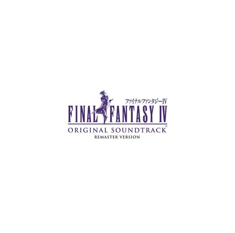 【サウンドトラック】FINAL FANTASY IV Original Sound Track Remaster Version