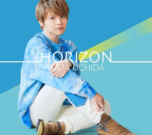 【アルバム】内田雄馬/HORIZON CD+BD盤