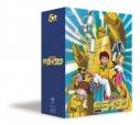 【Blu-ray】TV 黄金戦士ゴールドライタン ブルーレイBOXの画像