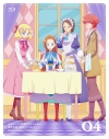【Blu-ray】TV 乙女ゲームの破滅フラグしかない悪役令嬢に転生してしまった… vol.4の画像