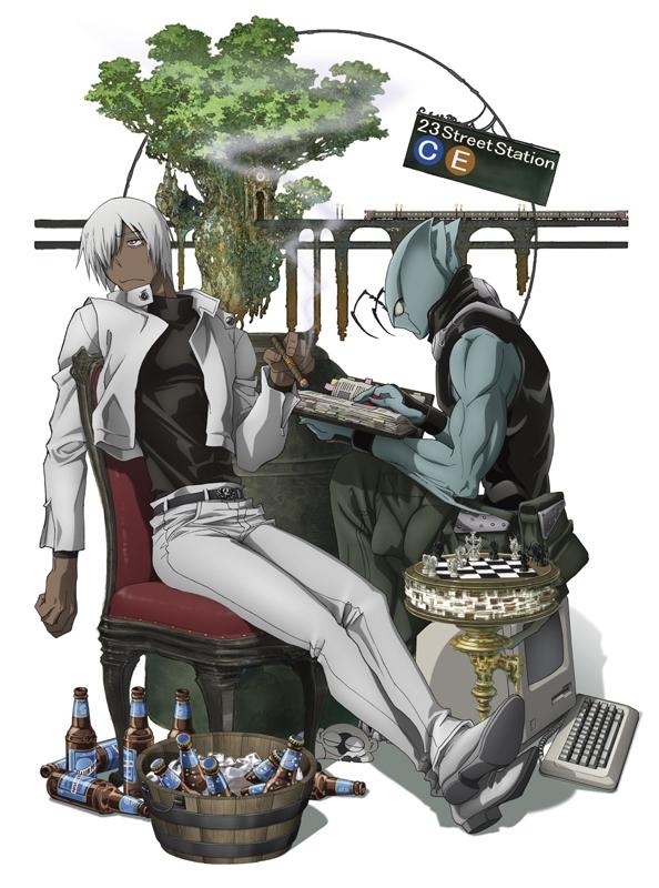 【Blu-ray】TV 血界戦線 第2巻