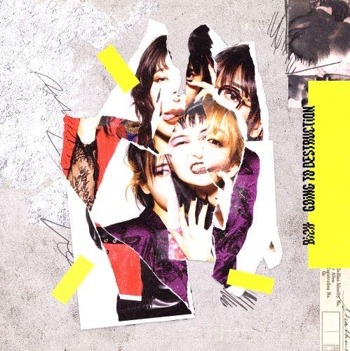 【主題歌】TV ゴジラ S.P <シンギュラポイント> OP「in case...」収録アルバム GOiNG TO DESTRUCTiON/BiSH 通常盤