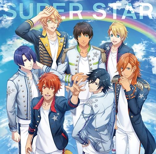 【キャラクターソング】うたの☆プリンスさまっ♪ SUPER STAR/THIS IS...!/Genesis HE★VENS(ジャケット:ST☆RISH Ver.)