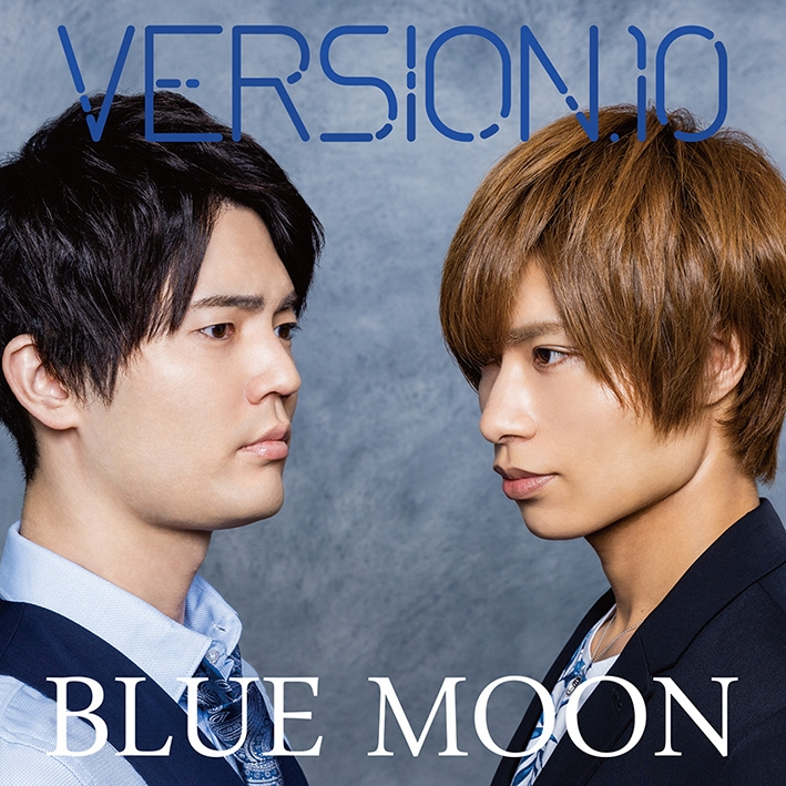 【アルバム】VERSION.10/1st mini album「BLUE MOON」