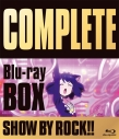 【Blu-ray】TV SHOW BY ROCK!! COMPLETE Blu-ray BOXの画像