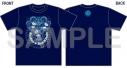 【グッズ-Tシャツ】Trignalのキラキラ☆ビートRフェスタ in東京 2019 Summer Tシャツ Lサイズの画像